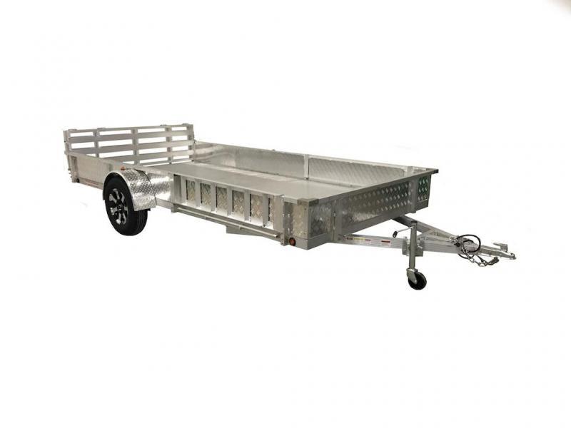 2021 Primo ATV82X12-ATP Utility Trailer CALL FOR AVAILABILITY