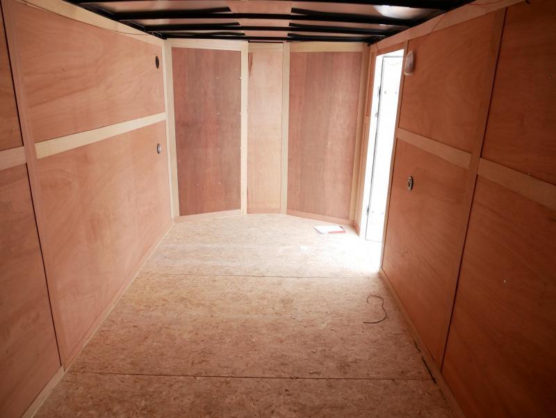2021 Haulmark PP716T2-D Cargo / Enclosed Trailer