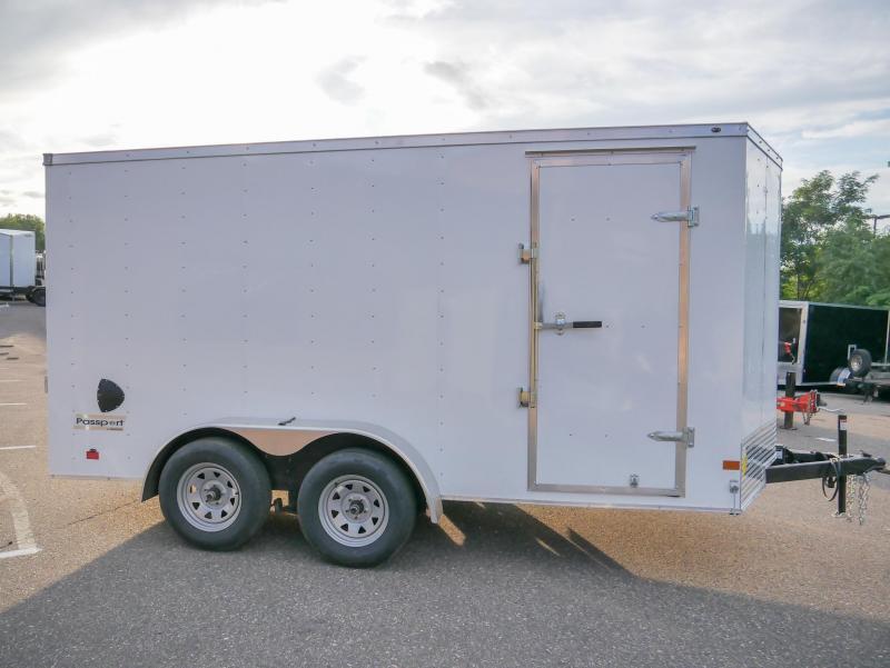 2021 Haulmark PP716T2 Cargo / Enclosed Trailer