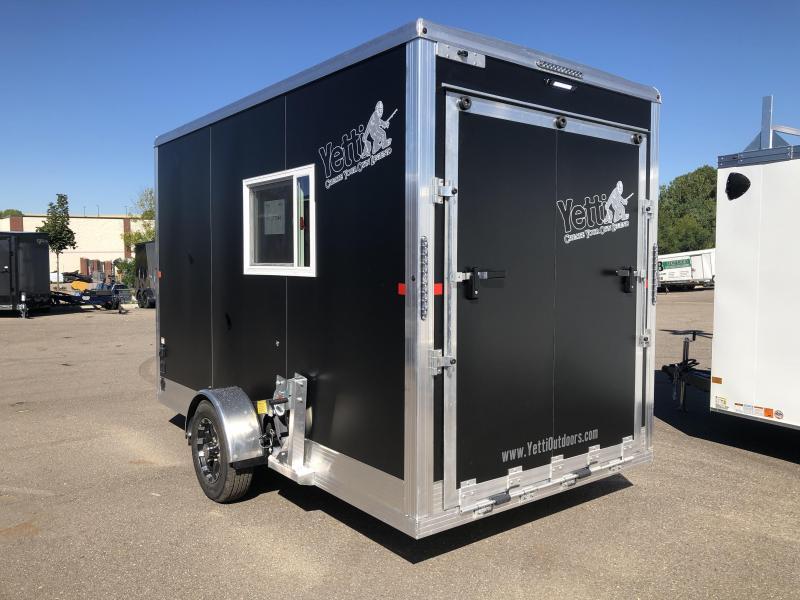 2022 Yetti TRAXX EDITION Ice House T612-PK