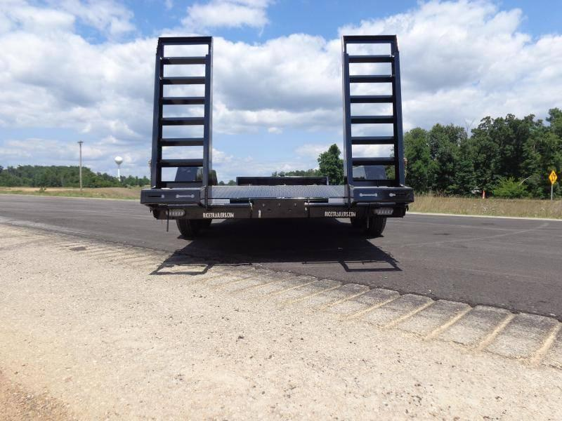 2021 Rice Trailers 14K Magnum Equipment Trailers Equipment Trailer 16+2