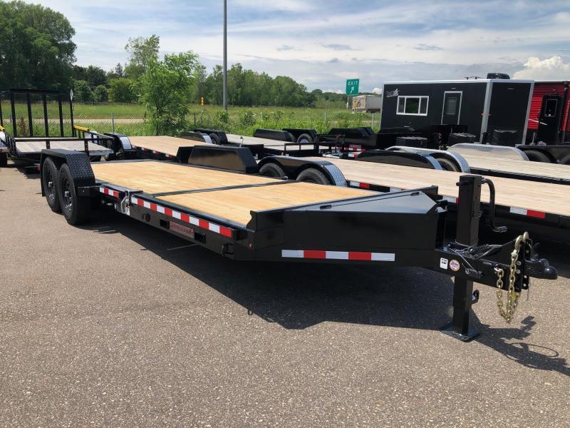 2021 Midsota TB-20 Equipment Trailer TILT BED 15,400LB