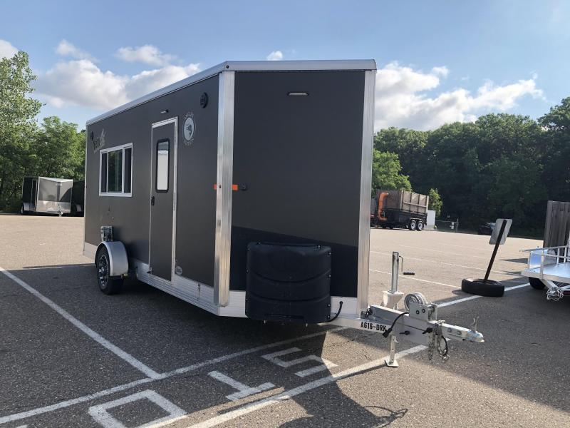 2020 Yetti A616-DRK Ice House Used Ice/Fish House