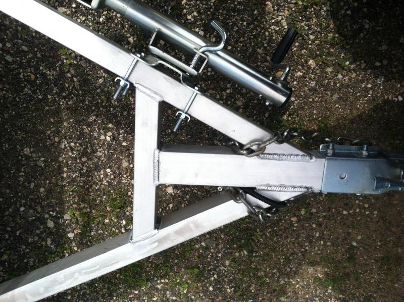 2021 Primo 5X10-STD-3K Utility Trailer