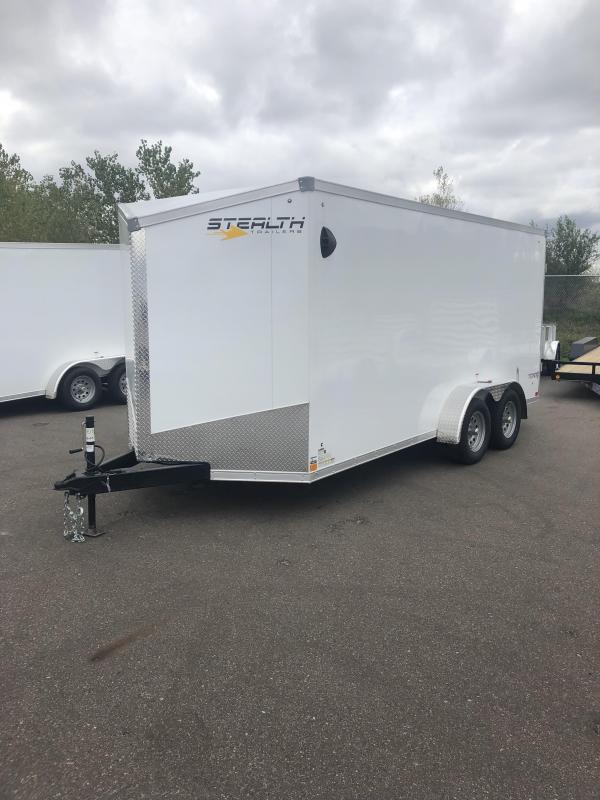 2022 Stealth Trailers 7X14-TITAN Cargo / Enclosed Trailer