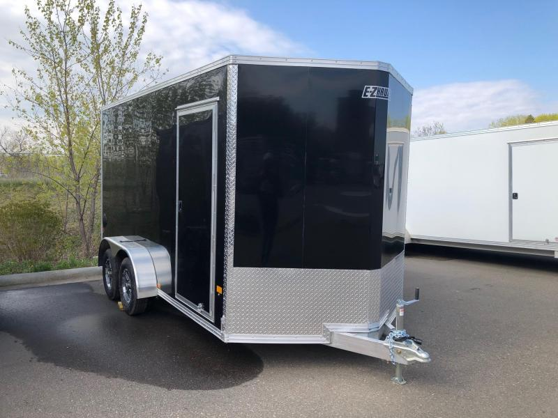 2021 E-Z Hauler EZEC 7X16 Cargo / Enclosed Trailer EXTRA HEIGHT