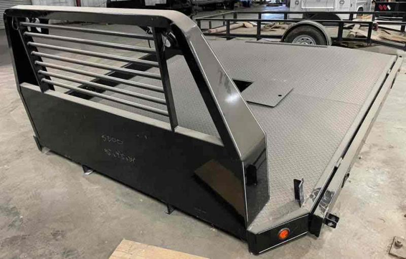 2020 Iron Star Barron Flatbed Truck Bed