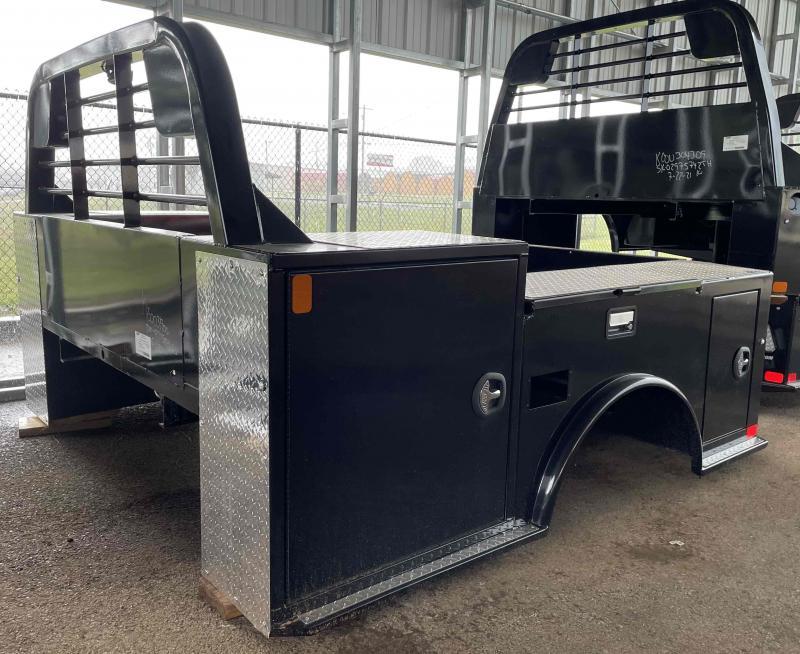 """CM TM Deluxe Truck Bed - 8'6"""""""