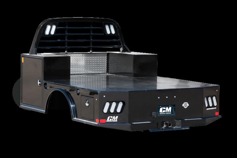 """2021 CM Truck Beds SK Steel Deluxe - 8'6"""""""