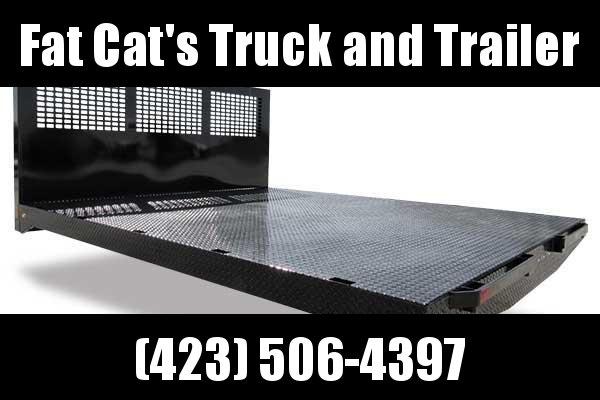 CM Platform Truck Bed