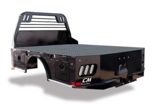 "2021 CM Truck Beds SK Steel Utility Body Truck Bed - 9'4"""