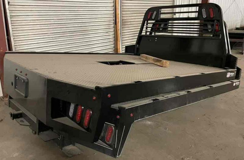 2020 Wil-Ro Flatbed Hauler Truck Bed