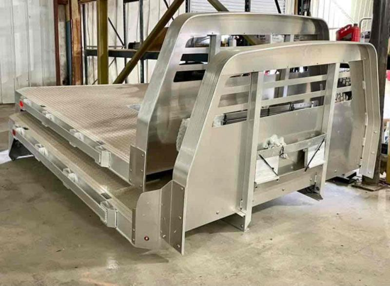 2020 EBY Truck Bodies Big Country Flatbed Towing Body - Aluminum