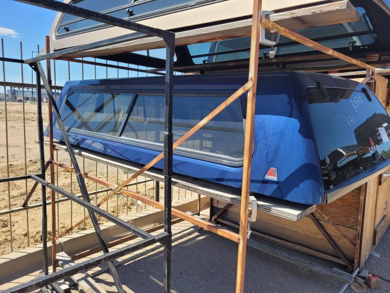 Leer 100XR ('09-'14) F150 8' Bed
