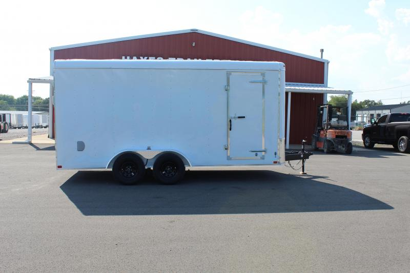 2021 Homesteader Trailers 716CT Enclosed Cargo Trailer