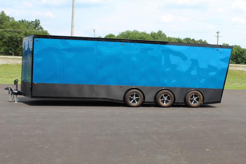 2021 Albright Trailer 24' Hard Core Hauler Car / Racing Trailer