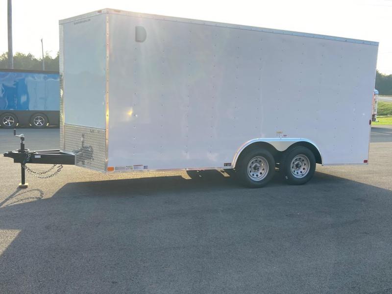 2022 Homesteader Trailers 816IT Enclosed Cargo Trailer