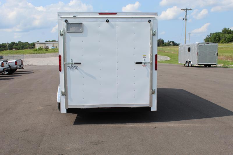 2021 Homesteader Trailers 716IT Enclosed Cargo Trailer