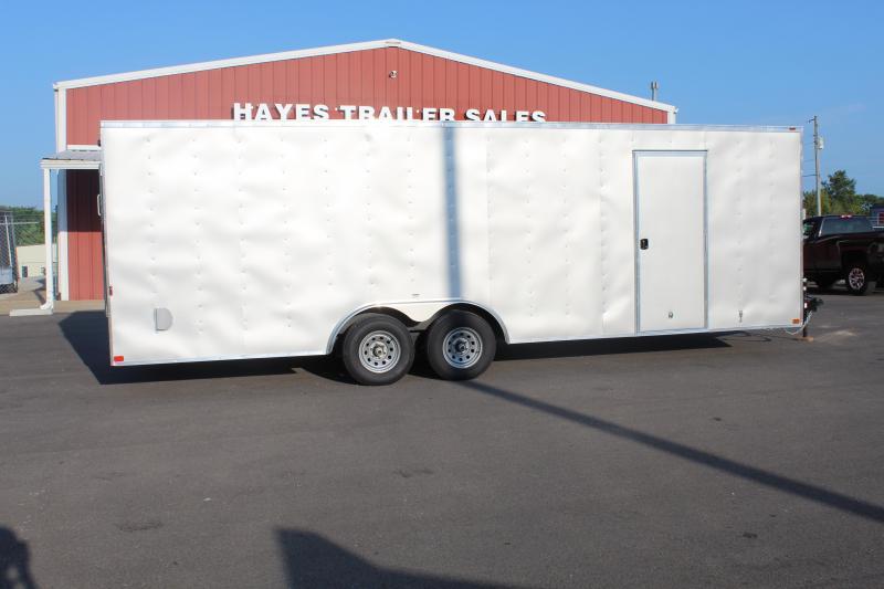 2021 Homesteader Trailers 824IT Car / Racing Trailer