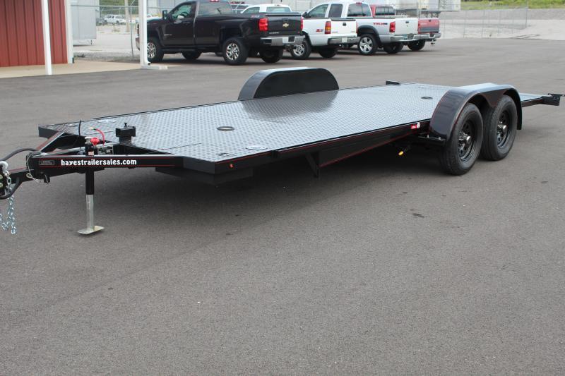 2021 Kwik Load 20' Car / Racing Trailer