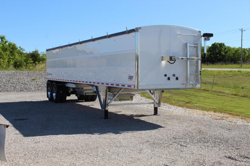 2022 EBY Hopper Bottom Trailer