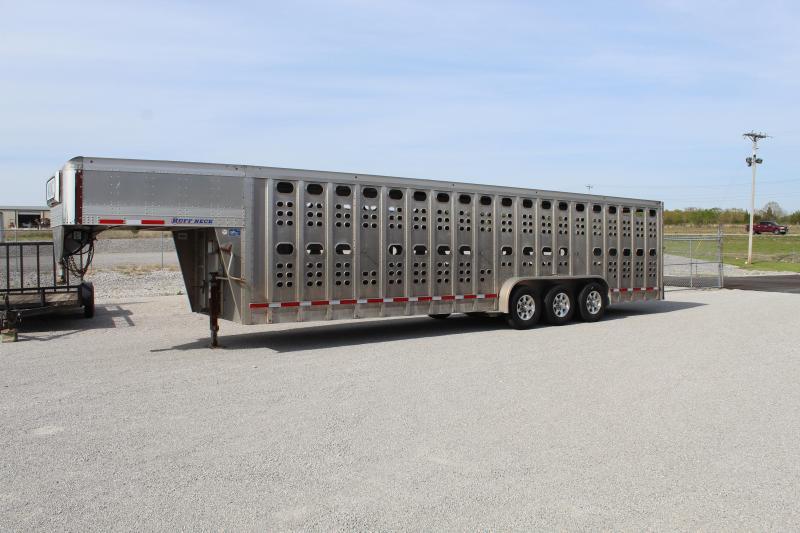 2016 EBY GN1RNP Livestock Trailer