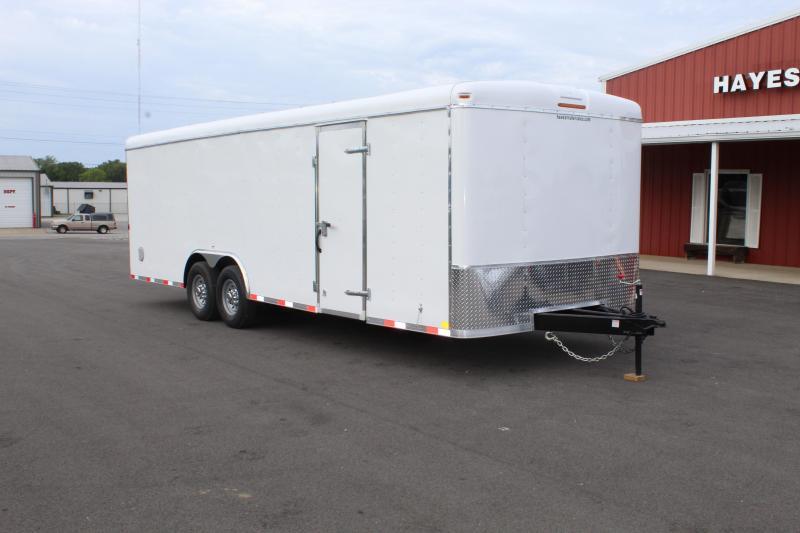 2021 Homesteader Trailers 824HT Enclosed Cargo Trailer