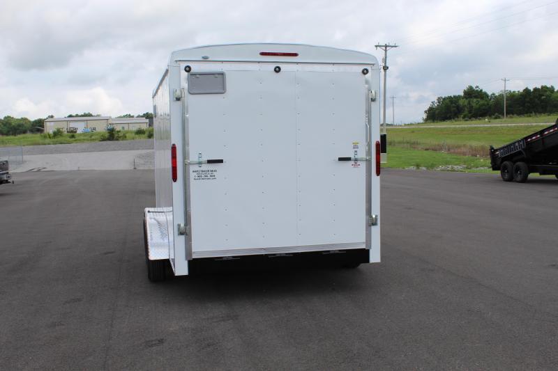 2021 Homesteader Trailers 714CT Enclosed Cargo Trailer