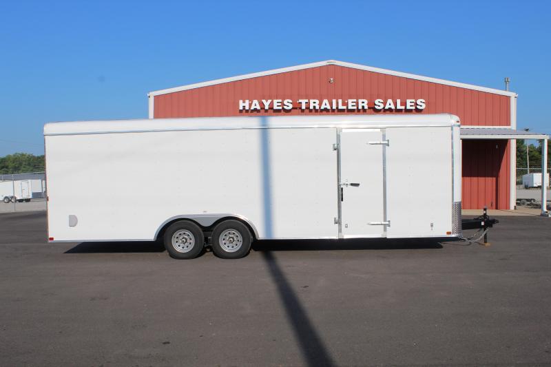 2021 Homesteader Trailers 824CT Enclosed Cargo Trailer