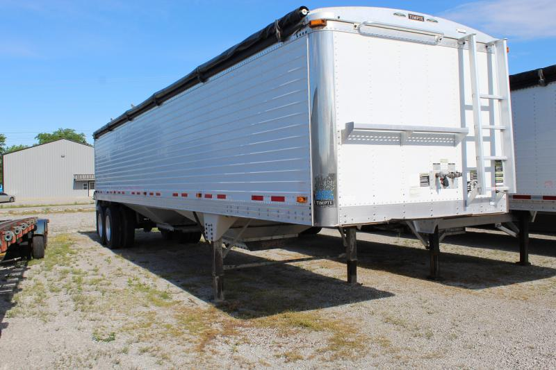 2007 Timpte Hopper Equipment Trailer