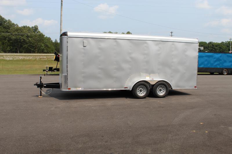 2021 Homesteader Trailers 718CT Enclosed Cargo Trailer