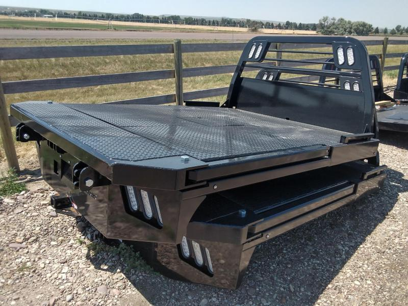 2021 Crownline Hydraulic Bale Bed