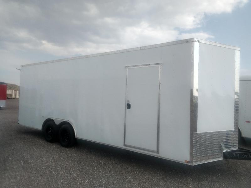 2020 abc Cargo Trailer 8 x 24 10K