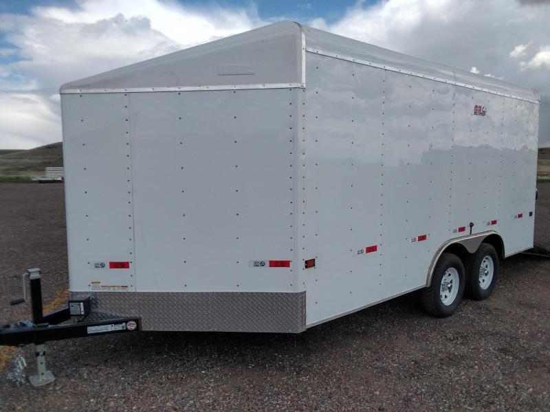 2021 GR Cargo Trailer 8 x 16