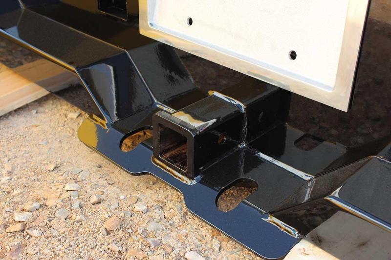 2021 Norstar Single Wheel Truck Bed - Skirted