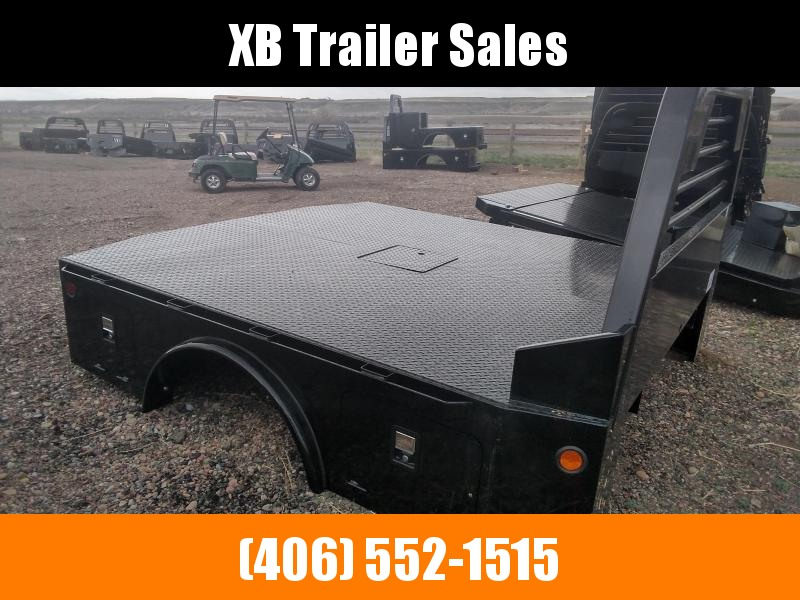 2021 Norstar Dually Truck Bed - Skirted