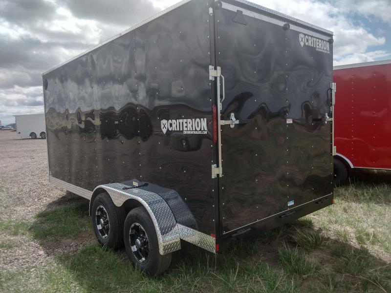 2021 Stealth Aluminum Enclosed Cargo Trailer 16