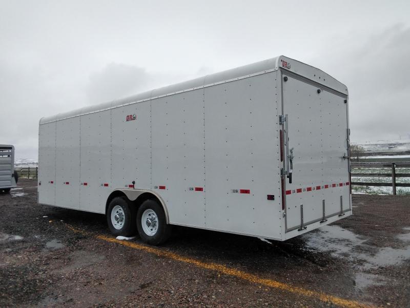 2021 GR Cargo Trailer 8 x 20 Ramp 14K