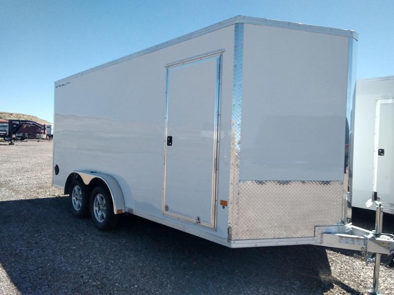 2022 Stealth Aluminum Cargo Trailer 7 x 16 Ramp