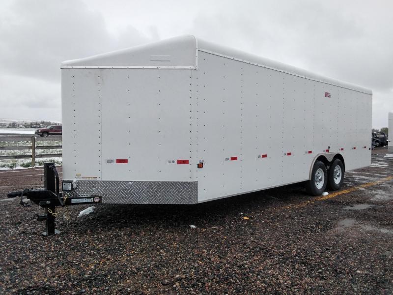 2021 GR Cargo Trailer 8 x 22 Ramp 14K