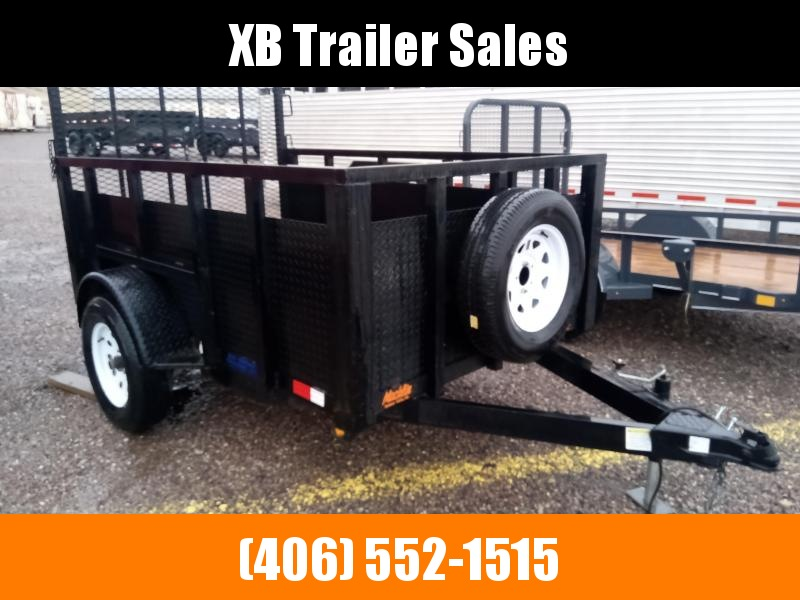 2016 Big Bubba Utility Trailer