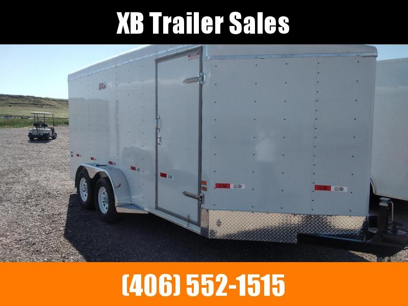 2022 GR Cargo Trailer 7 x 16 14K Ramp