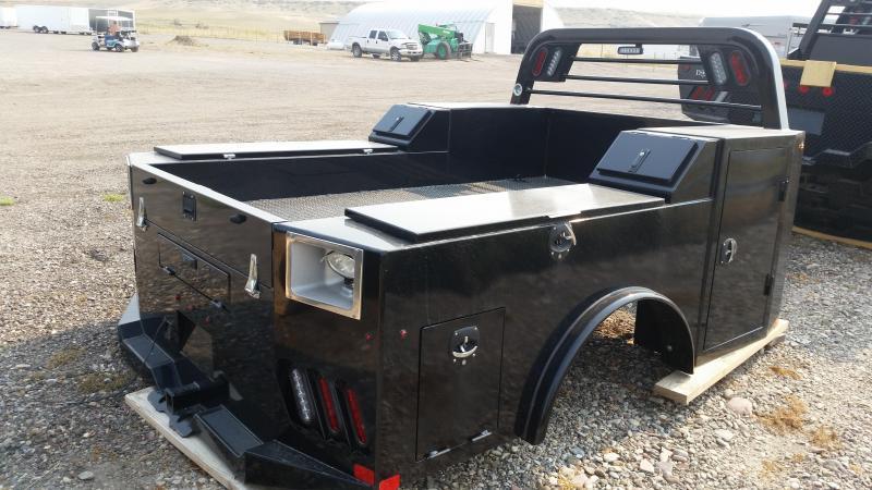 2021 Norstar Dual Wheel SD Truck Bed