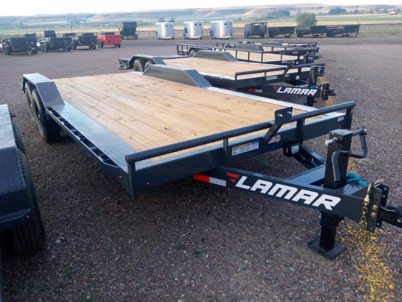 2022 Lamar Equipment Trailer 102 x 20, 14K
