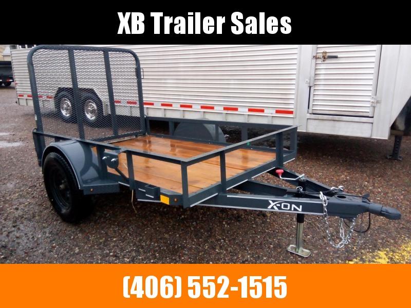 2021 X - On Utility Trailer 5 x 8