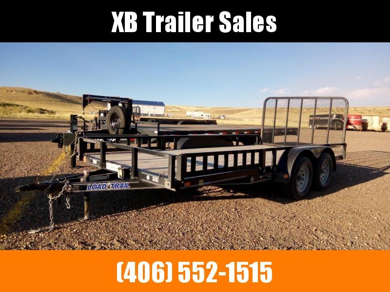 2016 Load Trail Utility Trailer, 16