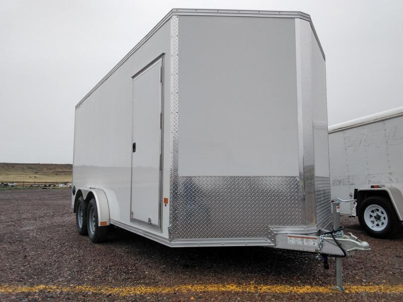 2021 Stealth Aluminum Enclosed Cargo Trailer 16