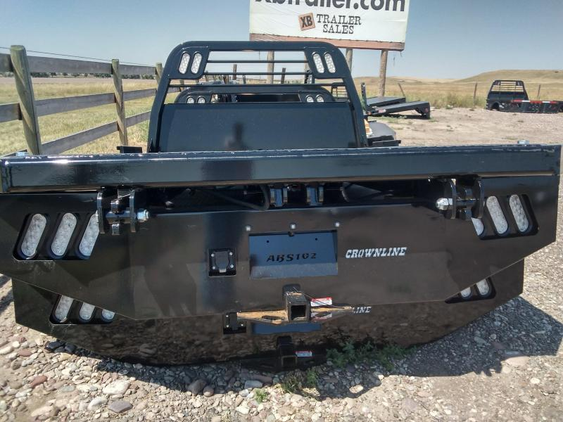 2020 Crownline Hydraulic Bale Bed - Dually