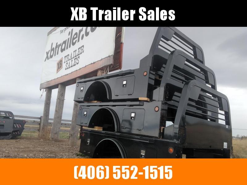2021 Norstar Dual Wheel Truck Bed - Skirted