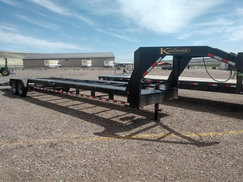 2016 Kaufman 2 Place Car Trailer 36